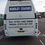 Wardley Coaches, Jarrow Mercedes-Benz Vario UNVI Radia BC06 EBC (3)
