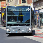Blackpool Transport Mercedes-Benz Citaro 557 BG15 BTY