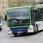 Preston Bus Mercedes-Benz Citaro 33007 BT11 UWM (1)