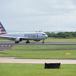 American Airlines Boeing 767-300 flight AA55 to Chicago (1)