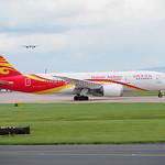 Hainan Airlines Boeing 787-8 B-2728 flight HU7904 to Beijing (2)