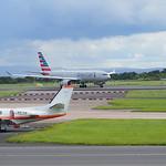 American Airlines Airbus A330-200 N288AY flight AA735 to Philadelphia (2)