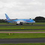 TUI Airlines UK Boeing 787-8 G-TUIB flight BY116 to Puerto Plata (3)