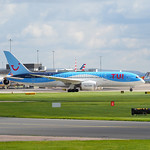 TUI Airlines UK Boeing 787-8 G-TUIE flight BY182 to Cancun (1)