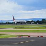 American Airlines Airbus A330-200 N288AY flight AA735 to Philadelphia (1)