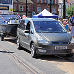 17. Maritime Volunteer Service Ford S Max and boat trailer