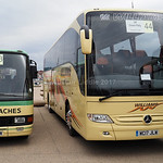Coach 44 Williams Coaches Mercedes-Benz Tourismo WC17 JLW (2)